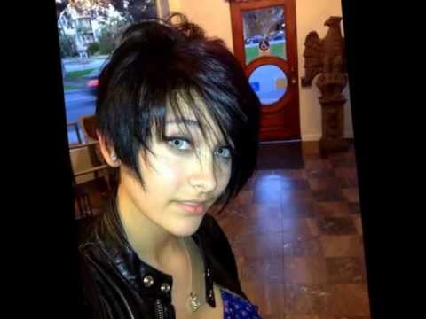 Paris Jackson Short Hair!
