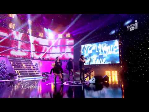 Kristina Maria's Paris performance on the Celine Dion special