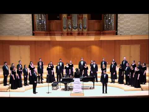 Pacific Lutheran University Chorale Homecoming Concert