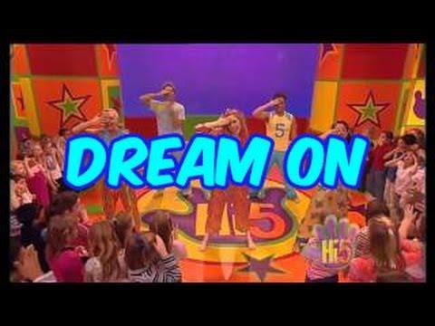 Dream On - Hi-5 - Season 5 Song of the Week