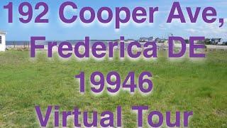 192 Cooper Ave, Frederica DE 19946 Virtual Tour