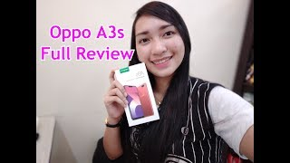 Oppo A3s Full Review (Camera,Gaming,Battery)