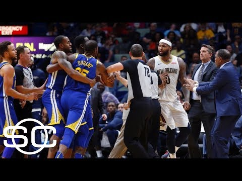 The most heated moments of the 2017-18 NBA season