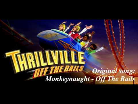 Thrillville Off The Rails Soundtrack - Monkeynaught - Off The Rails