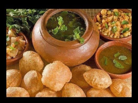 Pani puri secret recipe in telugu youtube pani puri secret recipe in telugu traditional fast foods forumfinder Image collections
