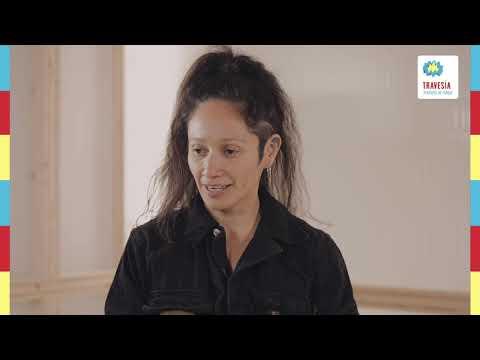 [HACKATHON] - ITW - Ingrid Esperanza artiste de la compagnie HAA COLLECTIVE