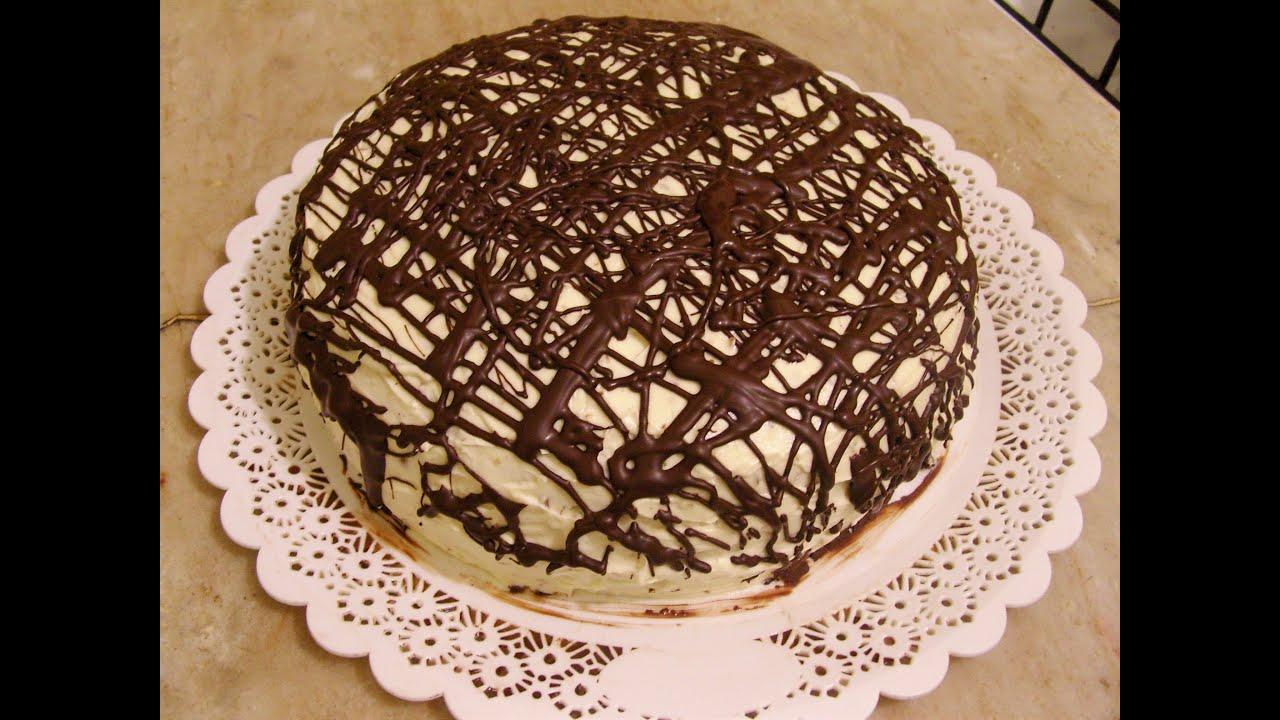 Рецепт торта Медовик - YouTube