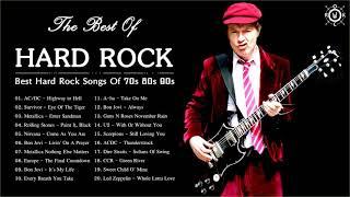 Hard Rock Music   Best Hard Rock Songs Of 70s 80s 90s