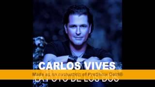 Carlos Vives - La foto de los dos -  Salsa Version