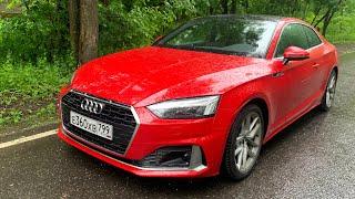 Взял Audi A5 - удачный рестайл
