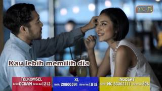 Repvblik - Duri Cinta (Official Karaoke Music Video)
