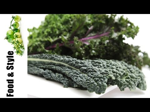 How to Prepare Kale - For Salads, Soups & More