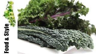 How to Prepare Kale - For Salads, Soups &amp More