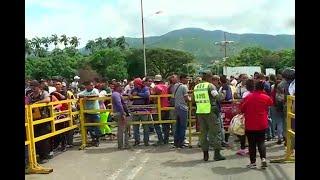 Venezolanos regresan a su país agotados y decepcionados