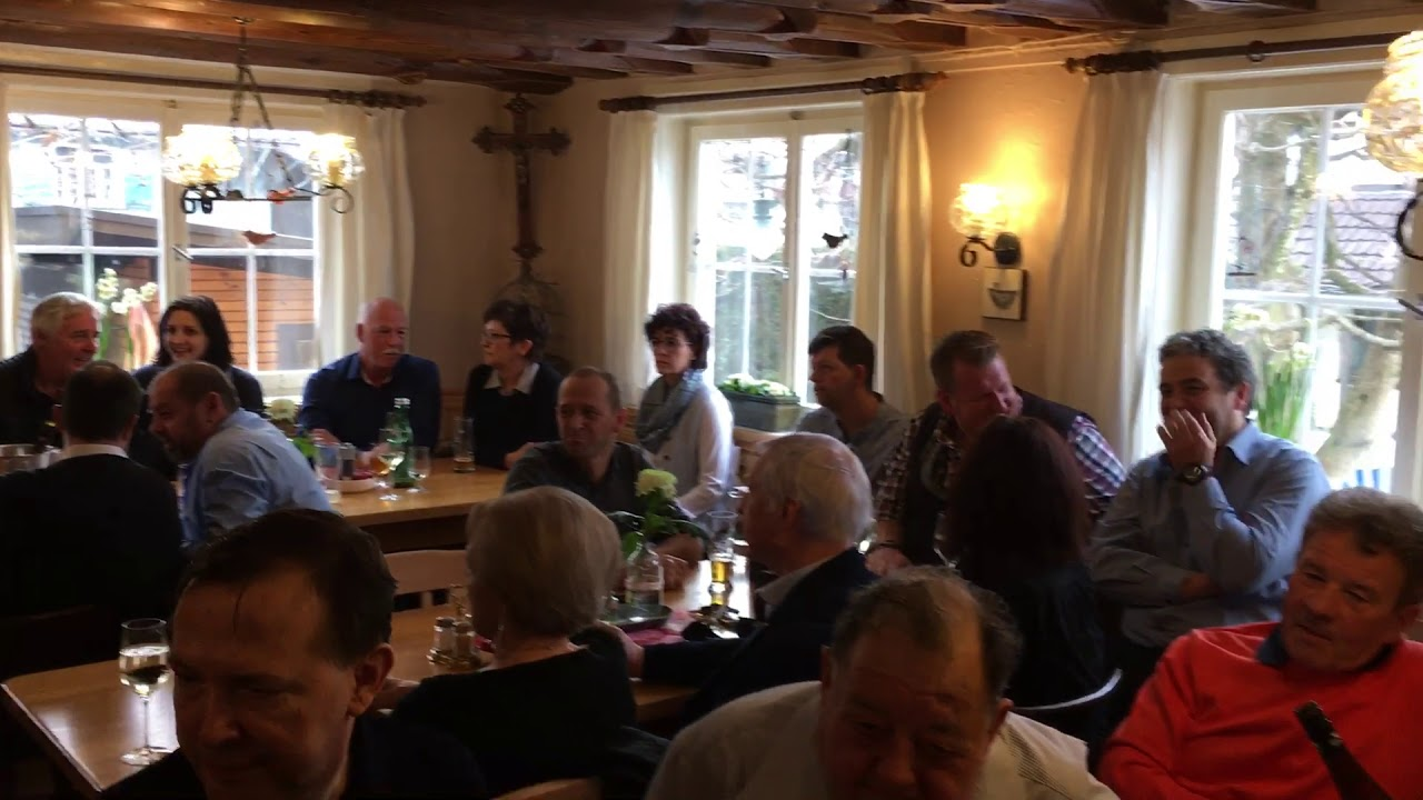 50 Geburtstag Von Rankweiler Hof Chef Roland Vith Youtube