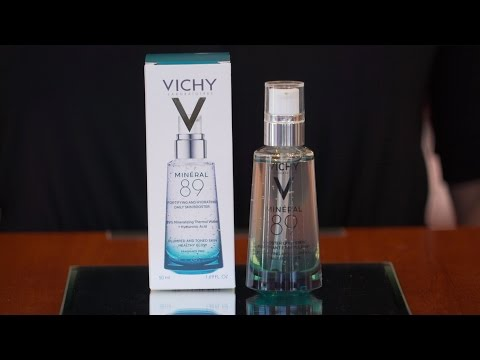 Vichy Skin Care Mineral 89 | Made with 89% Vichy Water