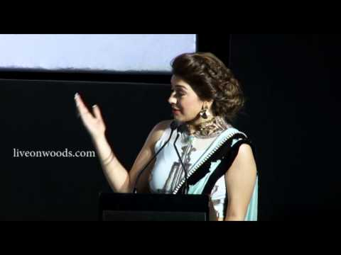Hansika Motwani Speech | Uyire Uyire Movie...