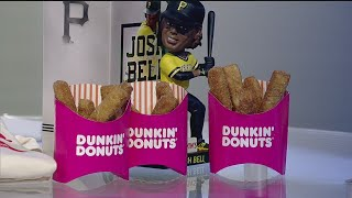 Dunkin' Donuts Introduces Donut Fries For National French Fry Day