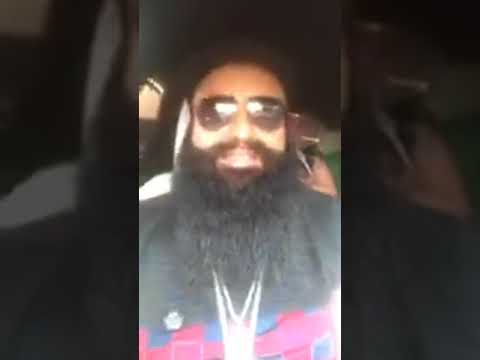 Gurmeet ram rahim singh Last Live Video -- PNT NEWS
