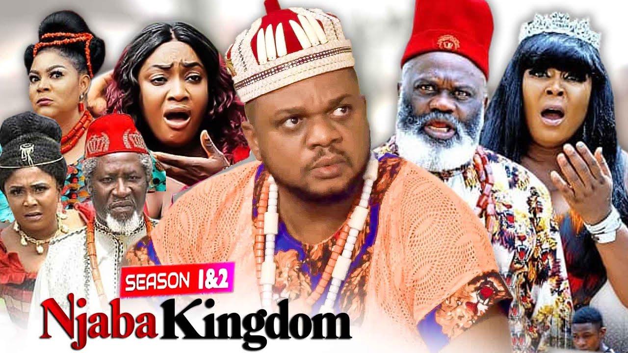 Download NJABA KINGDOM Complete 1&2 (KEN ERICS NEW MOVIE) LIZZYGOLD 2021 LATEST NIGERIAN MOVIE/ NOLLYWOOD