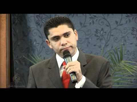 Pastor Rafael Santos - IASD Noroeste - IASD Londres - 24/10/2011