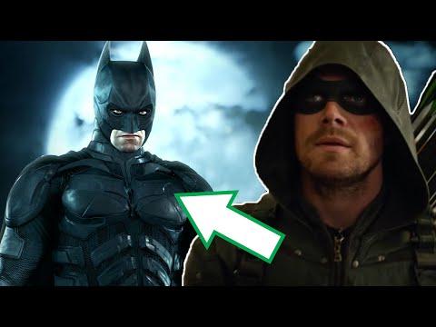 Batman to appear on Arrow? - Arrow Season 5
