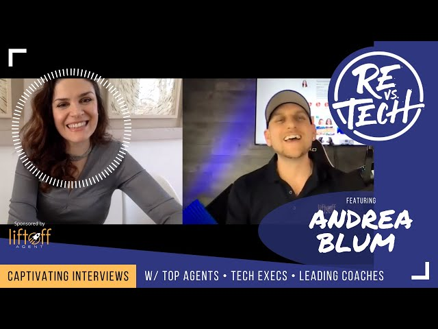The Basics of Closing a Deal with Andrea Blum | ⁣⁣⁣⁣⁣RE vs Tech | Episode #70 ⁣⁣⁣⁣⁣⁣⁣⁣