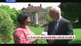NEWSROOM UK: EDWARD HEATH