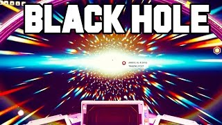 BLACK HOLE FAST TRAVEL!! No Man
