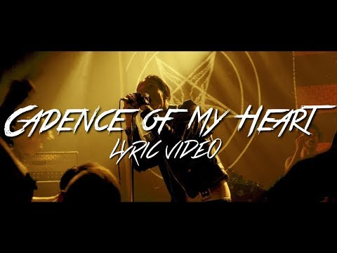 THE RELENTLESS - Cadence of My Heart from AMERICAN SATAN (Lyric Video)