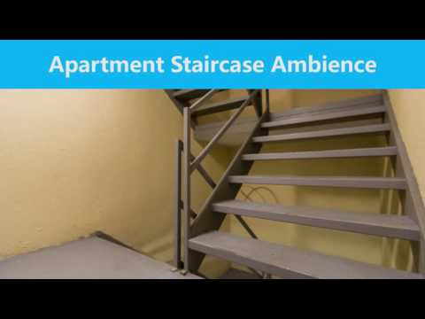 1 HOUR - Emergency Staircase Ambience (CC BY 4.0)