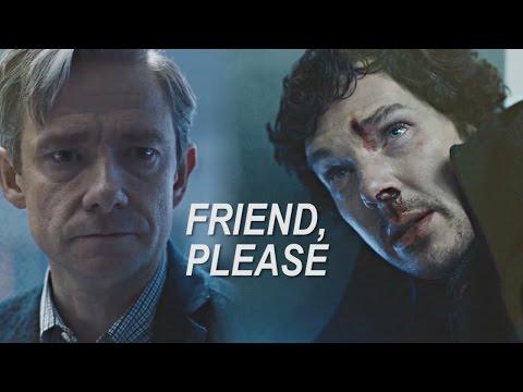 Sherlock and John | Friend, Please