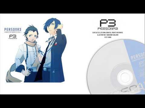 Persona 3 Character Drama CD Vol. 1 (Eng Sub)