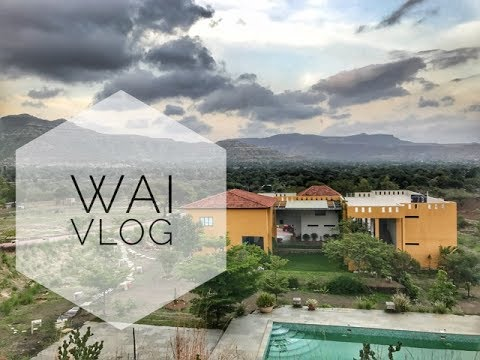 The Wai Vlog  Weekend Getaway from Pune with friends