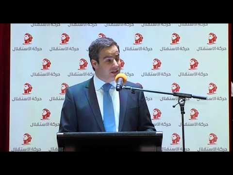 Michel Moawad speech at the 2015 Independence Movement Sydney annual gala dinner