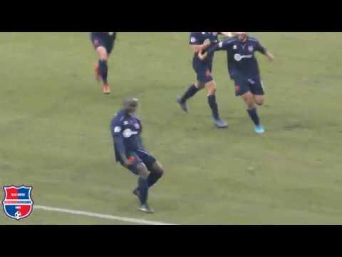 Milano City-Virtus Ciserano Bergamo 1-1, 18° giornata girone B Serie D 2019/2020
