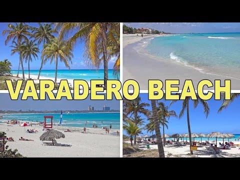 VARADERO BEACH - CUBA 2017 4K