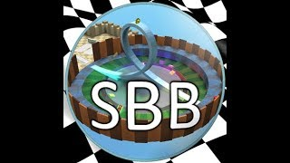 Super Blocky Ball Roblox emad play