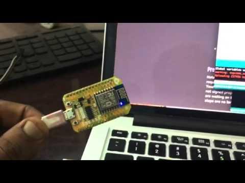 NODE MCU(ESP8266) Port Not Found In Mac Solved