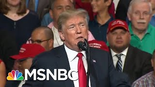 Editorial Boards Across The Country Respond To Trump Attacks On Free Press | MTP Daily | MSNBC