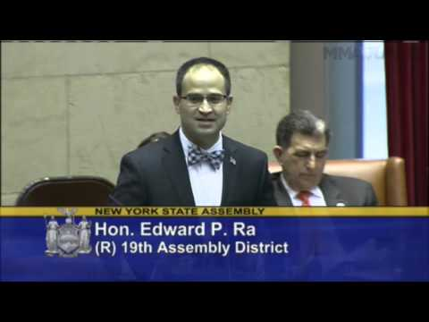 MMA now legal in NY - Highlights from the New York State Assembly vote