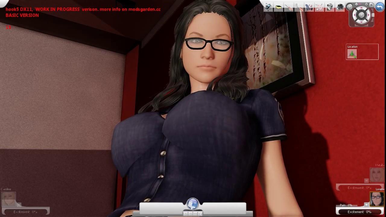 3D SexVilla 2 - 3dsexvillacom - Site De Jeux Porno