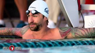 Anthony Ervin Chases the Water Dragon: Gold Medal Minute presented by SwimOutlet.com