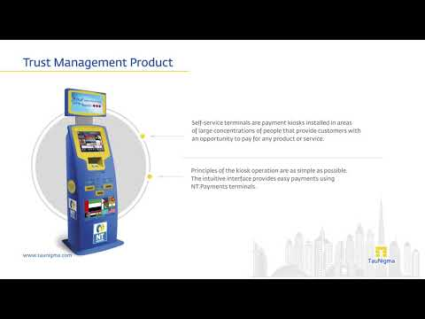 Mobile Recharge Kiosk Dubai