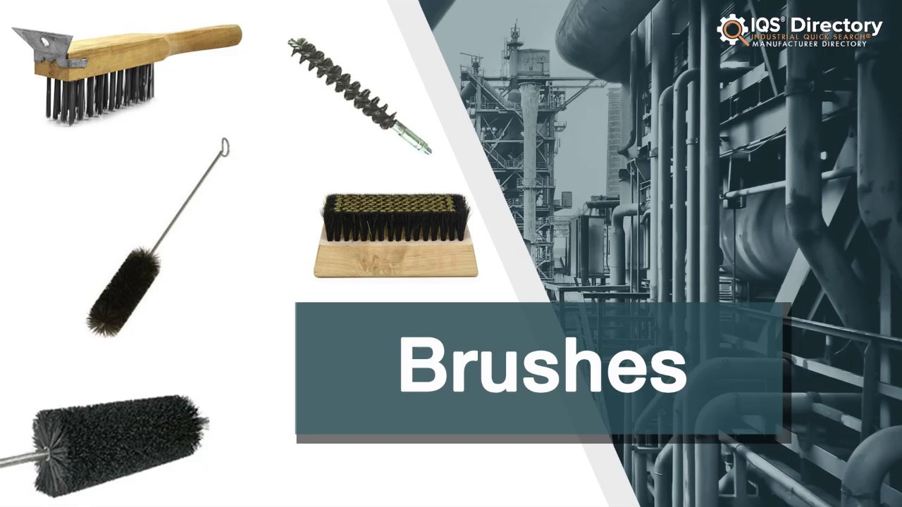 Brush Manufacturers, Suppliers & Companies