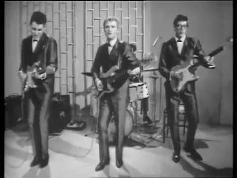 "The Shadows    F. B. I.  ""Crackerjack"",  BBC, 1961"