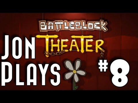 Battleblock Theater Gameplay Walkthrough part 8 - Chapter 6