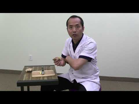 Tendonitis: Treating Tennis Elbow with Ginger Root