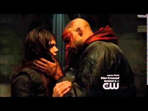 Lincoln And Octavia I M Like You The 100 2x09 Linc