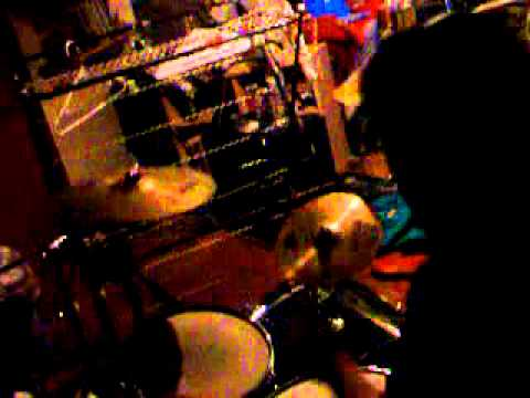"""Ben folds - """"you to thank""""-(drum cover)"""